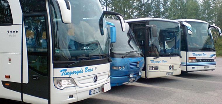 bussresor från växjö
